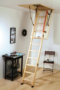 glasgow loft ladder